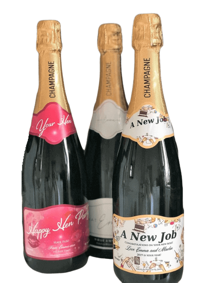 Personalised Chamne Mother's Day Gift UK Birthday Anniversay Proposal Graduation Hen Party