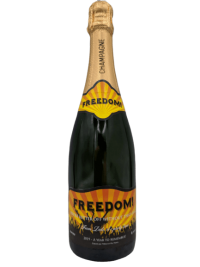 Personalised Champagne Divorce Gift UK Delivered Birthday Anniversay Proposal Graduation Hen Party Say It With Champers - Alone