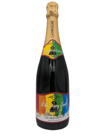 Personalised Champagne Wedding Gift UK Delivered Birthday Anniversay Proposal Lesbian Hen Party Say It With Champers - Group