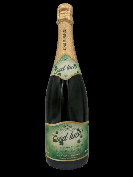 personalised champagne wedding birthday sparkling wine gift present gay lesbian