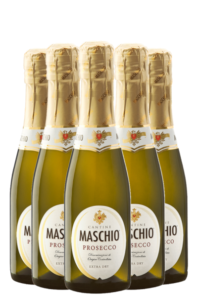 personalised cminiature prosecco birthday sparkling wine gift corporate