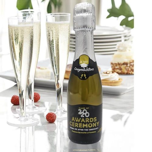 small prosecco bottles mini corporate 20cl personalised bulk miniature